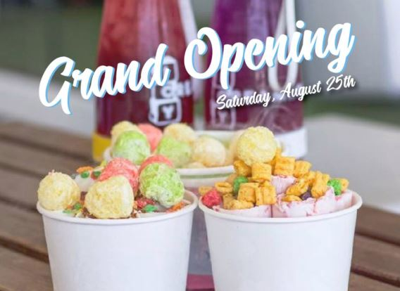 Aug 25 | Icy Cream Roll Opens New Buena Park Location at The Source OC with BOGO Deals!