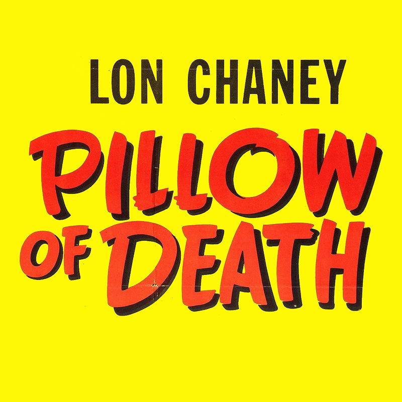 Pillow of Death (1945) | Amazing Movie Posters