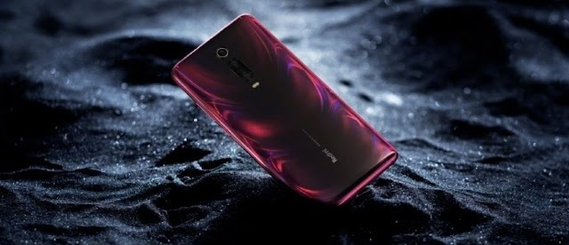 Redmi K20 Flagship Smartphone with pop-up Camera, SD855 & Bezel Less