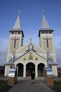 Slujire in Parohia Ortodoxa Iclod, Cluj