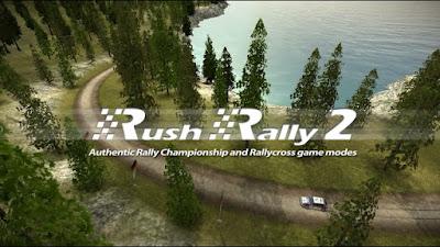 Rush Rally 2 Mod Apk v1.94 Mod Unlocked Terbaru Gratis