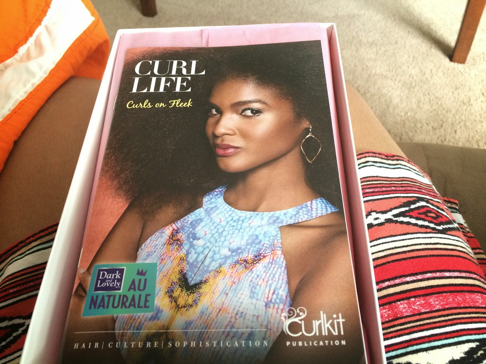 March 2015 Curl Kit