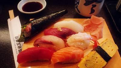 Tempat Makan Sushi di Bandar Lampung