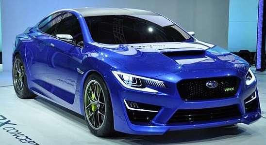Mobil Sport Murah Subaru Impreza