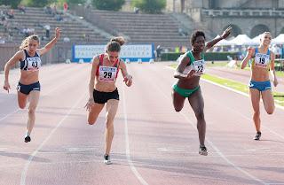 Zaynab Dosso Campionessa Italiana Allieve sui 100 a Milano 2015