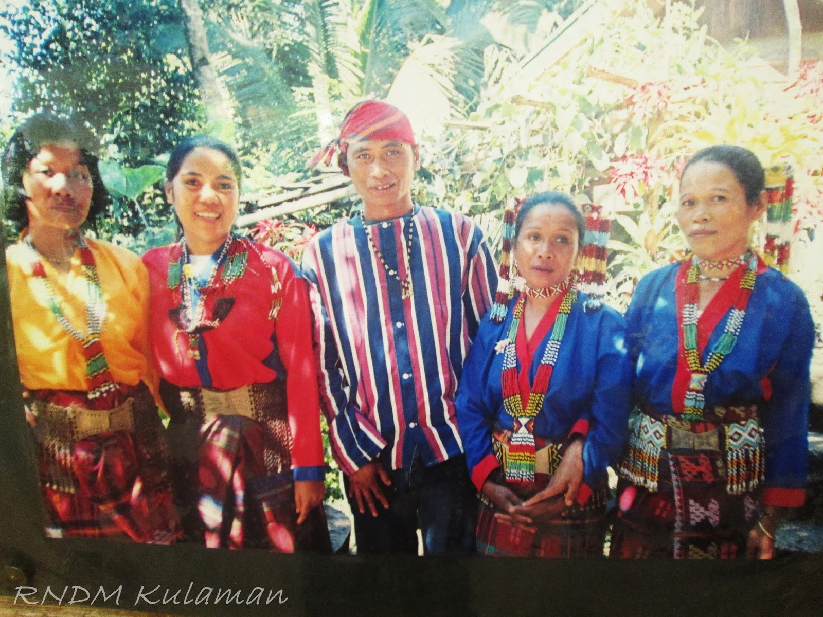 Portal to the Plateau: Manobo Clothes