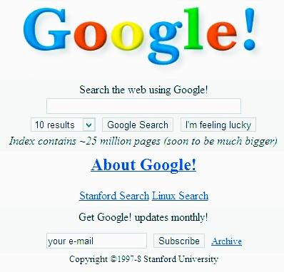 गूगल क्या है?