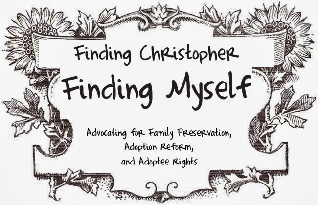 Finding Christopher, Finding Myself