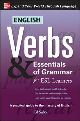 Swick English Verbs Essentials Grammar 9780071632294.jpg