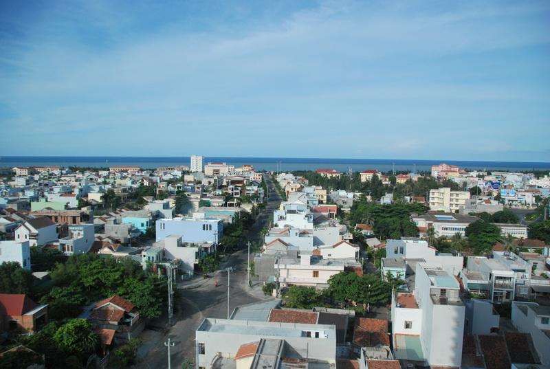 Thành phố biển Tuy Hòa tỉnh Phú Yên