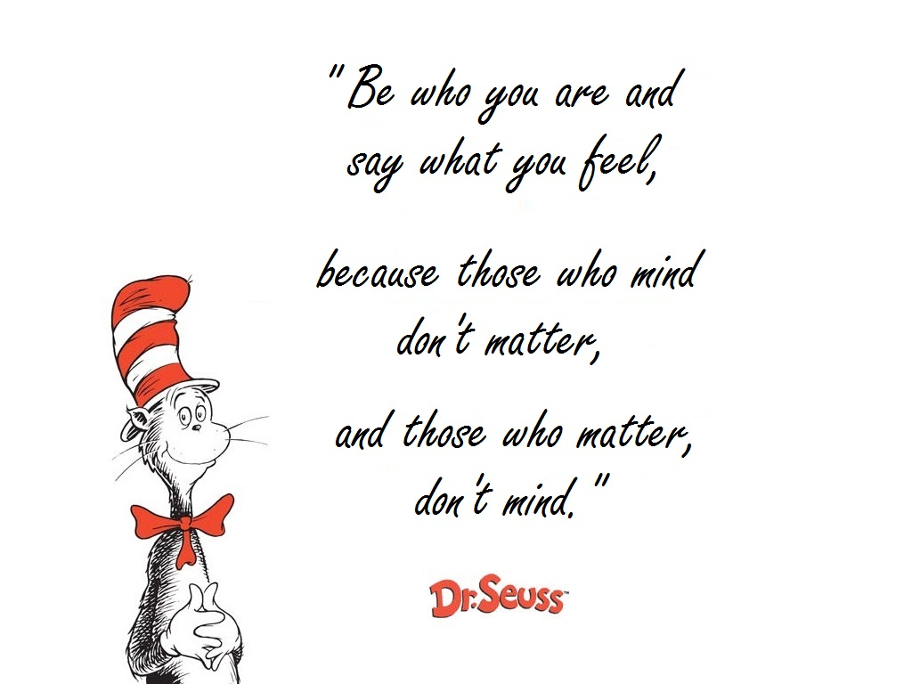 Dr Seuss Quotes About Life