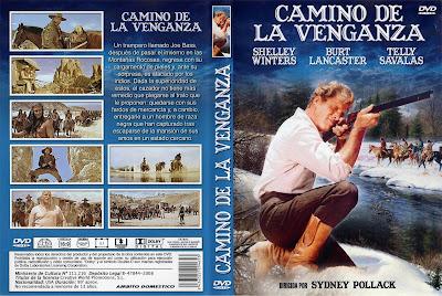 Camino de la venganza (1968) The Scalphunters - Carátula - online