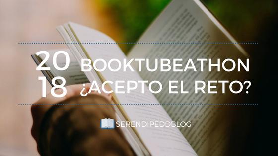 BookTube-A-Thon 2018 | ¿Qué es? + Mi TBR