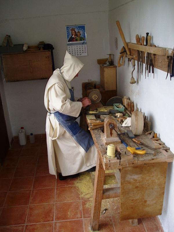 olo Monjes y ermitaos 5 Vivir en una Cartuja