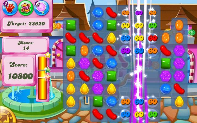 Candy Crush Saga v1.82.1.1 Apk Mod [Vidas Ilimitadas]