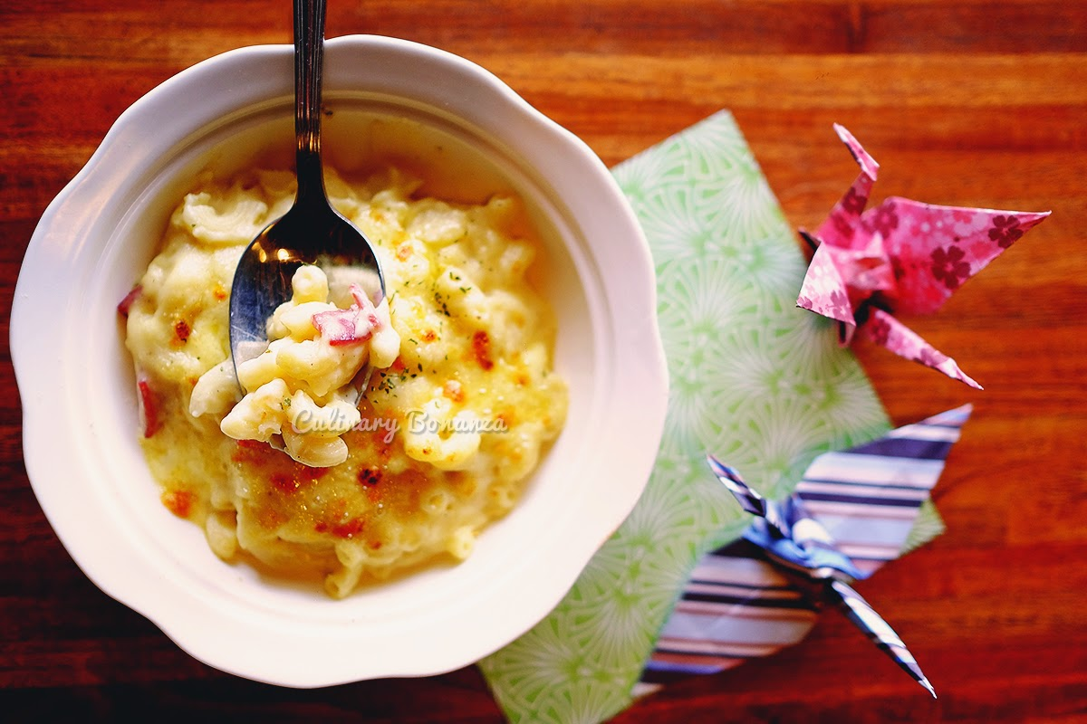 Mac & Cheese (www.culinarybonanza.com)