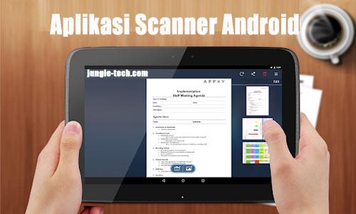 Aplikasi-scanner-android