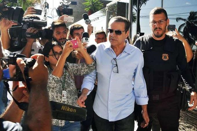 OAS pagou propina a Alves via conta de Temer, diz MPF