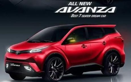 Sudah Lihat Tampilan Mobil Avanza Terbaru?