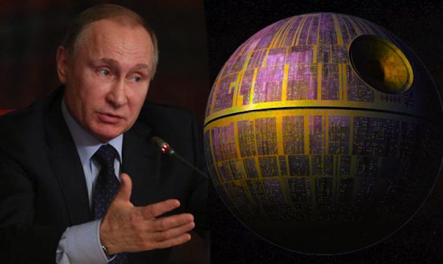 Putin e Donald Trump