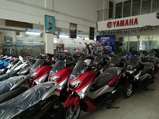 Mau beli Motor Yamaha Nmax cash malah lebih sulit dari beli kredit.