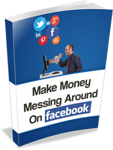 Make money messing with Facebook