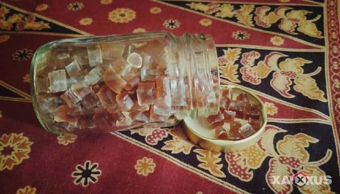 Resep cara membuat permen agar jahe