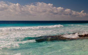 Wallpaper: Caribbean Sea Breeze