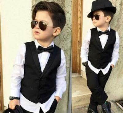 5 Tips Memilih Baju Anak Laki-laki Keren