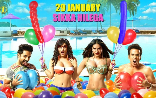 full cast and crew of bollywood movie Mastizaade! wiki, story, poster, trailer ft Sunny, Tushar, Vir