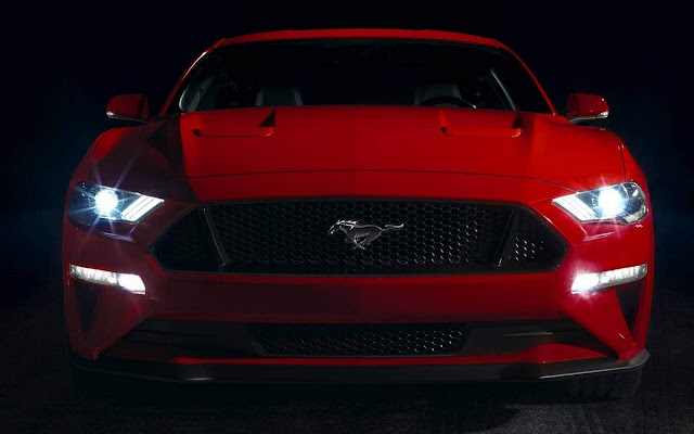 Ford Mustang 2018 GT 5.0