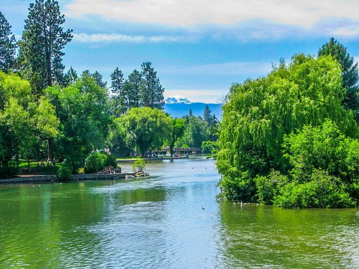 Deschutes River Bend Oregon