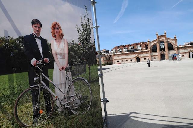 Festibal con B de Bici en el Matadero de Madrid