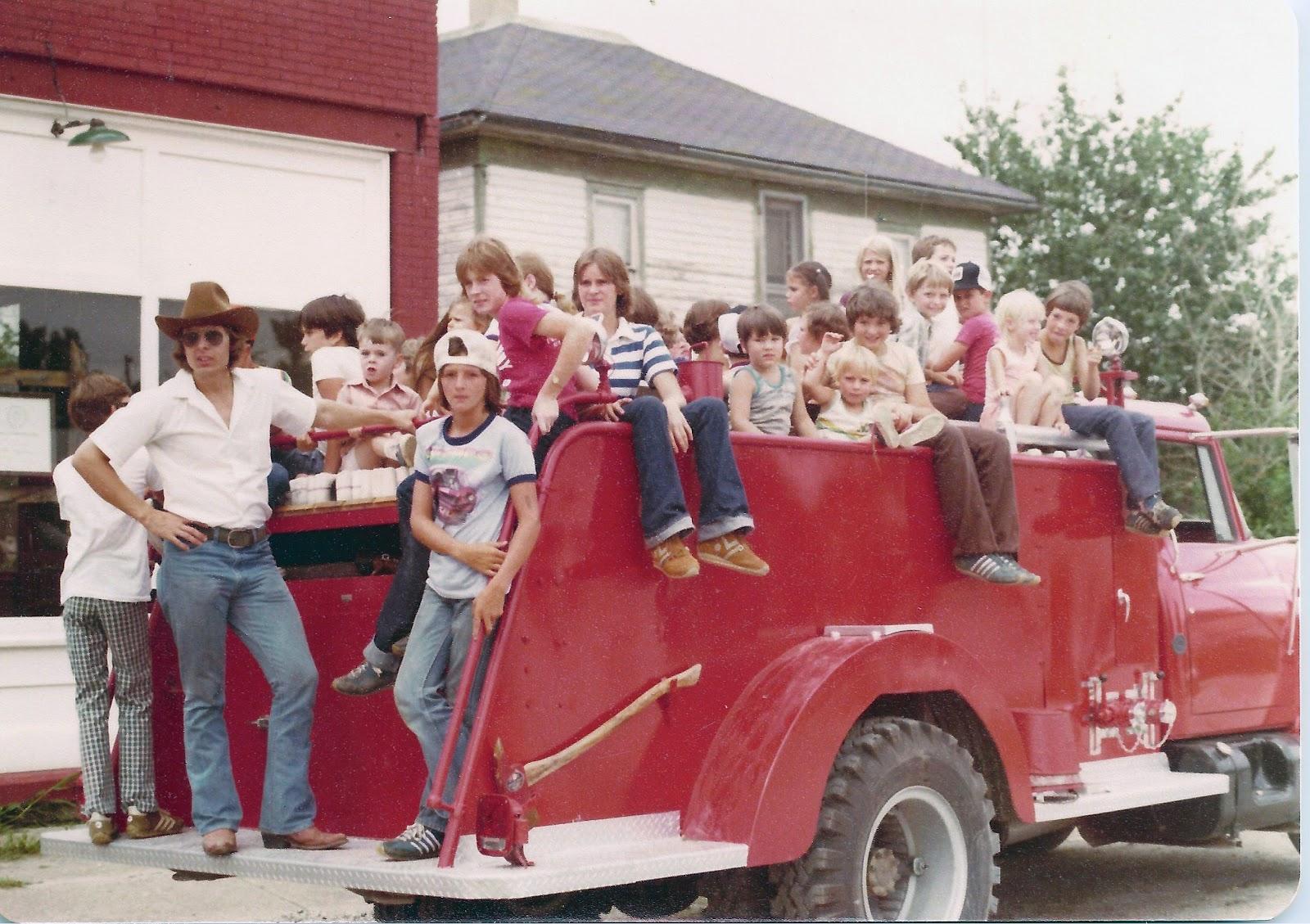 Woodburn, Iowa History: Woodburn Homecoming