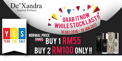 Dexandra Year End Sales,Dexandra,Year End Sales,Perfume