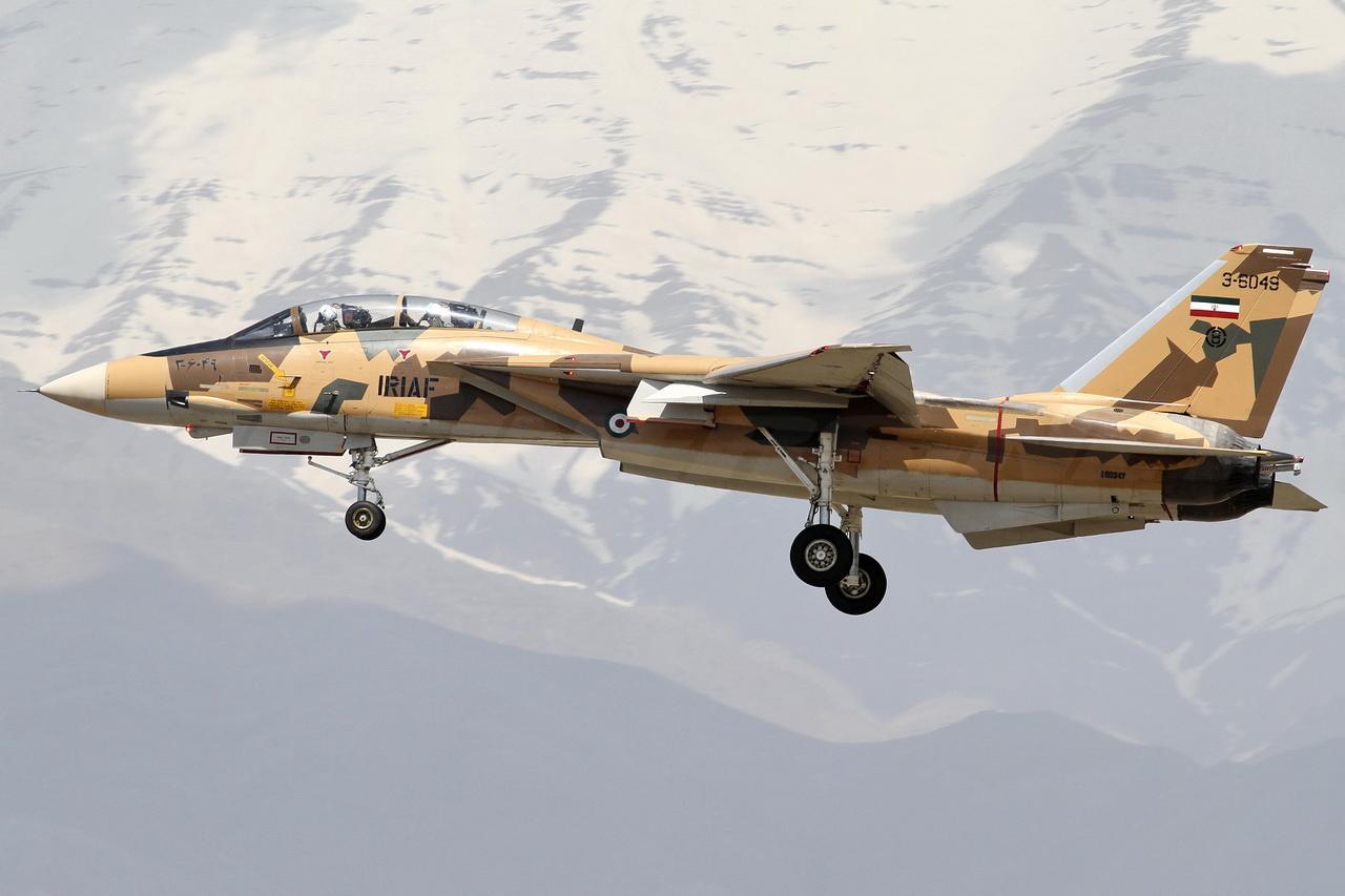 Resultado de imagem para f-14 irã