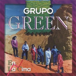 grupo green en la cima