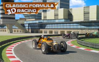 Classic Formula 3D Racing Offline Apk Mod Terbaru