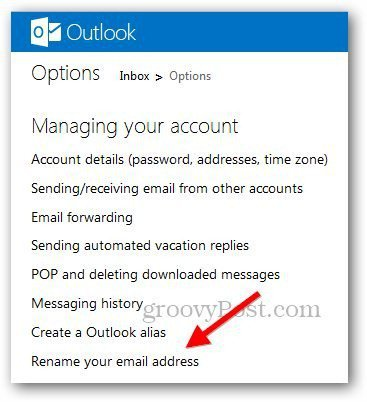 Hotmail login history