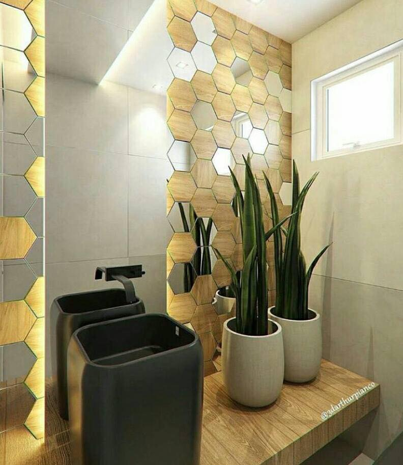 20 Creative Decorating Ideas For Small Bathroom Design
