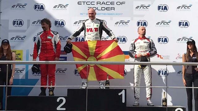 Igor Stefanovski Idze wins in Belgium