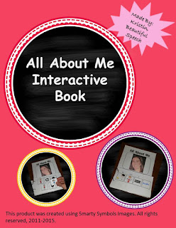 https://www.teacherspayteachers.com/Product/All-About-Me-Interactive-Book-1794790