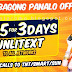Latest TNT Promo for 2015: Call, Text, Internet