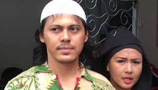Mayky Wongkar, Suami Ria Irawan