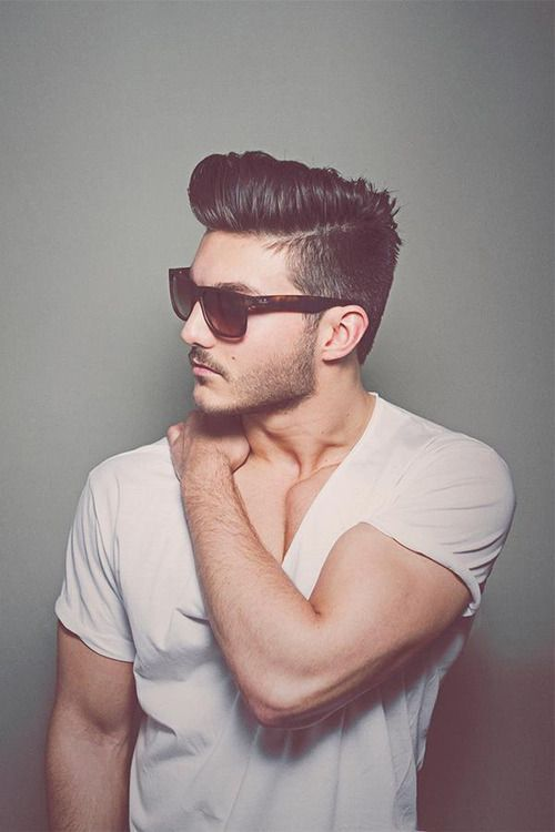 Men New Undercut Hairstyles 2015 ~ Best Haircuts