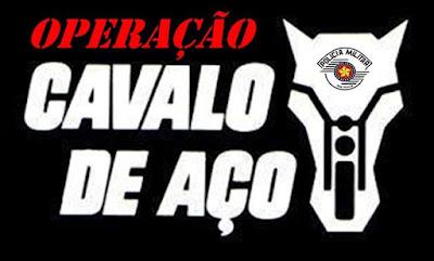 OPERAÇÃO CAVALO DE AÇO RESULTA NA APREENSÃO DE MOTOCICLETAS EM IGUAPE