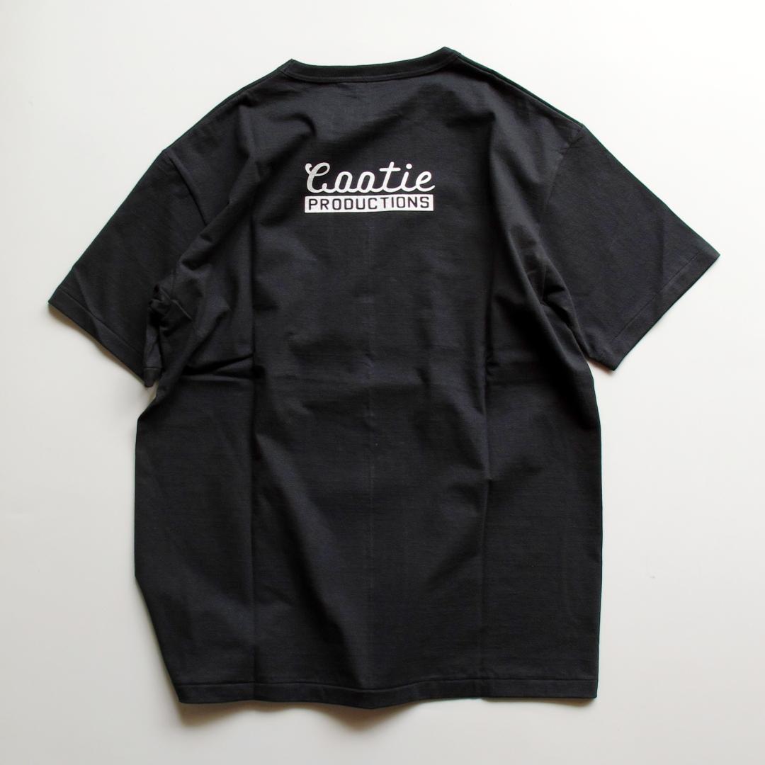 COOTIE Print S/S Tee (SHIFT KNOB) Price:6,480yen