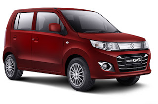 KARIMUN WAGON R GS RADIANT RED