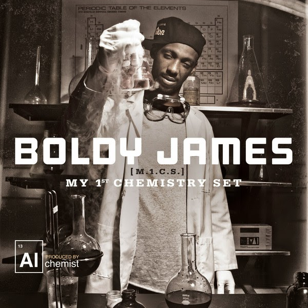 Boldy James - My 1st Chemistry Set Cover