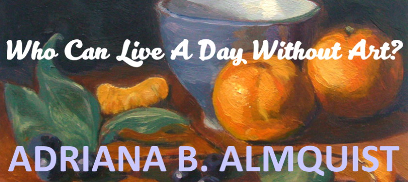 Who Can Live a Day Without Art?